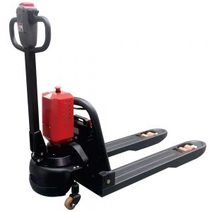Electric pallet truck—Time-saving and labor-saving handling experts