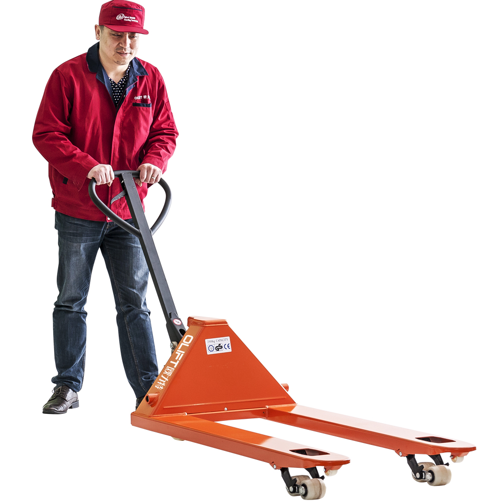 Introduction to the use environment of different types of pallet trucks