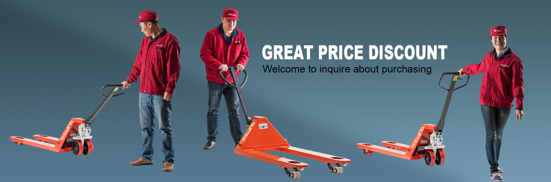 FIND YOUR PRODUCTS TODAY MATERIAL HANDLING