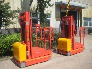 The explosion-proof electric Order Picker